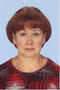 Ковтун Лариса Николаевна - черчение