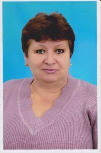 Тихоненко Наталья Ивановна - математика
